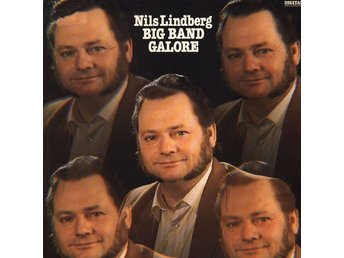 LP Nils Lindberg Big Band Galore