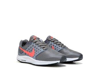 outlet store 72f52 59629 Nya Nike Downshifter 7 dam grå löparsko sneaker 40