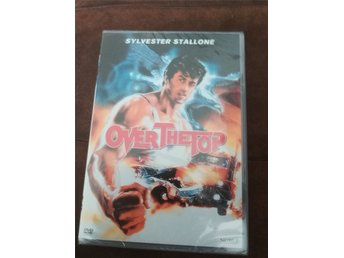 Over the top - Sylvester Stallone - Inplastad och nytt.