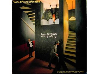 Manfred Mann´s Earth Band – Angel station (Bronze Lp)