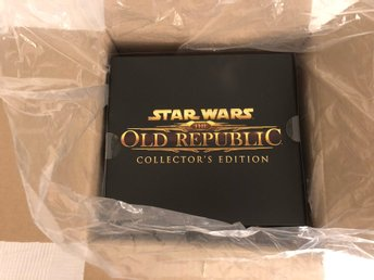 Star Wars - The Old Republic Collector's Edition *Oöppnad*