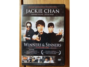 Winners and sinners Five lucky stars - Jackie Chan - DVD