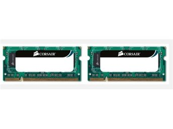 Corsair 8GB (2-KIT) DDR3 SO-DIMM Apple-OK, 1066Mhz