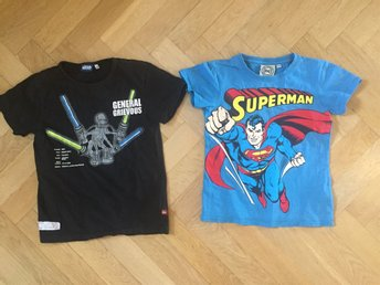T-shirts Star Wars + Superman stl 128