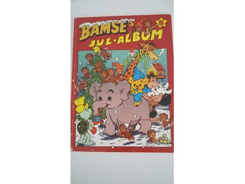 Bamses Jul-Album Nr 8