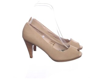 Vox Shoes, Pumps, Strl: 38, Brun