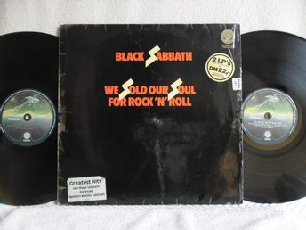 BLACK SABBATH - WE SOLD OUR SOUL FOR ROCK'N'ROLL - 6641335