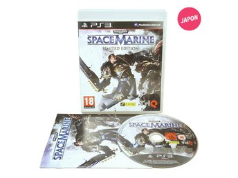 Warhammer 40000: Space Marine - Limited Edition (EUR / PS3)