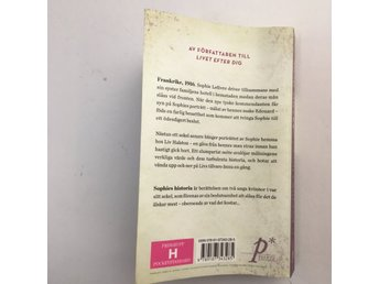 Bok, Sophies historia, Jojo Moyes, Pocket, ISBN: 9789187343285, 2014