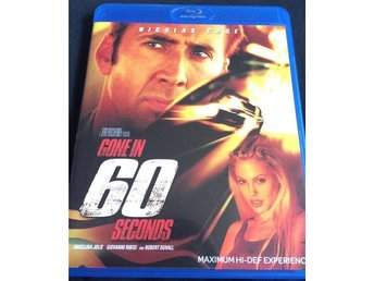 [Blu-Ray] Gone In 60 Seconds (Nicolas Cage, Angelina Jolie)