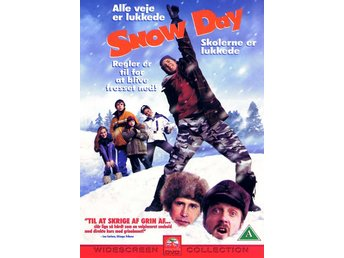 Snow day (2000) Chris Koch med Chevy Chase, Chris Elliott, Pam Grier