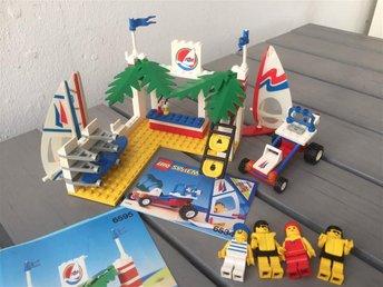 Lego System 6595 & 6534 Windsurfing - Oxie - Lego System 6595 & 6534 Windsurfing - Oxie