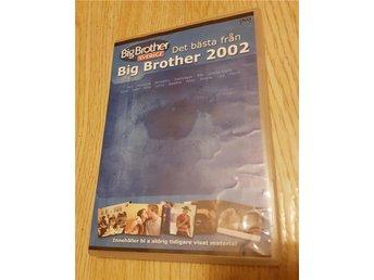 BIG BROTHER SVERIGE 2002 - DVD - DET BÄSTA FRÅN - OOP - RARE - Gävle - BIG BROTHER SVERIGE 2002 - DVD - DET BÄSTA FRÅN - OOP - RARE - Gävle
