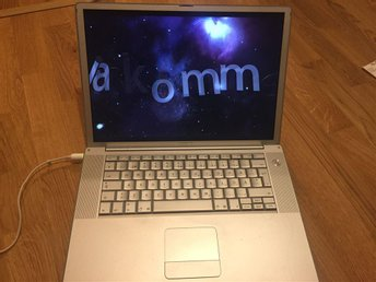 PowerBook G4 15""