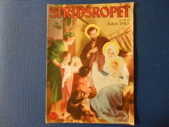 Stridsropet Julen 1943