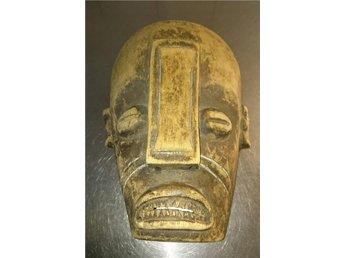 Afrika mask 1800-tal - Arboga - Afrika mask 1800-tal - Arboga
