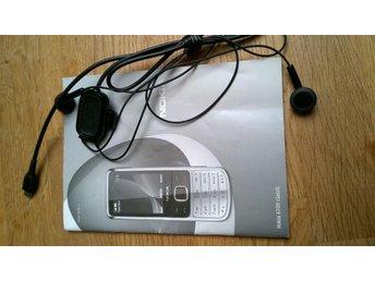 Nokia 6700 Classic Manual samt Nokia originalheadset - Nacka - Nokia 6700 Classic Manual samt Nokia originalheadset - Nacka