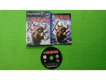 The Red Star PS2 Playstation 2