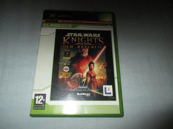 STAR WARS KNIGHTS OF THE OLD REPUBLIC - KOTOR