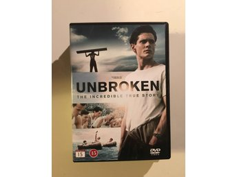 Unbroken-The incredible true story