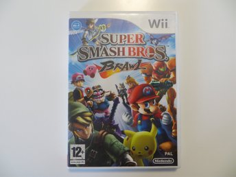 SUPER MARIO SMASH BROS BRAWL / Nintendo Wii / PAL.