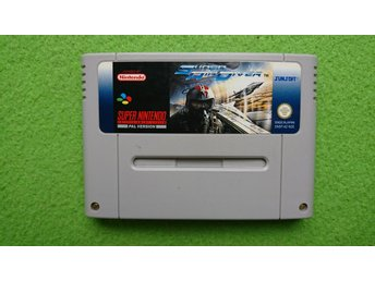 Super Air Diver Super Nintendo Snes