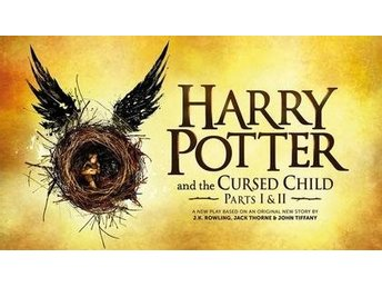 HARRY POTTER & THE CURSED CHILD i London 28 Oktober 2017