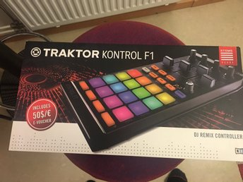 Native instrument - Ny Traktor kontrol F1