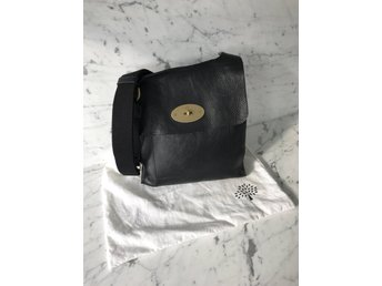 Mulberry Messenger Svart