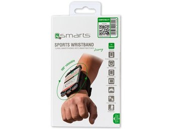 4Smarts Sports Wristband 2carry