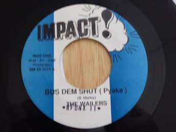 WAILERS - Bus dem shut  Impact  Rocksteady