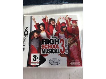 Nintendo DS High school musical 3