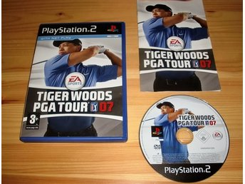 PS2: Tiger Woods PGA Tour 07