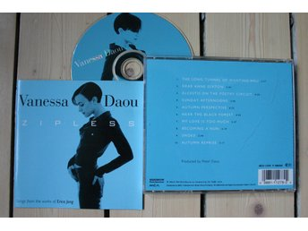 CD, Vanessa Daou, electronic, jazz, 1994