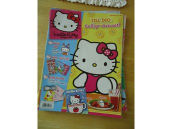 Hello Kitty tidningar