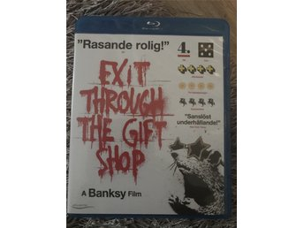 Exit through the gift shop  (Dokumentär) - (Blu-ray)