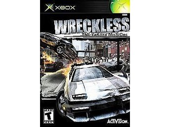 Wreckless The Yakuza Missions Xbox