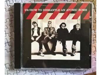 "U2  ""how to dismantle an atomic bomb"""