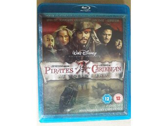 Pirates of the Caribbean: At World's End. Blu Ray