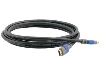 Kramer C-HM/HM/PRO, HDMI (M) to HDMI (M), Premium 4K High-Speed Cable w Ethernet