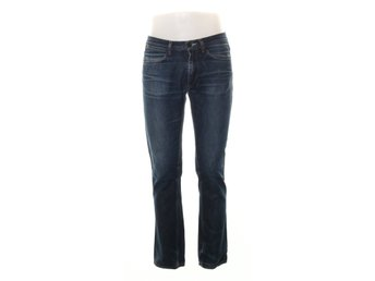 Acne Jeans, Jeans, Strl: W32L32, MAX RAW, Blå, Bomull