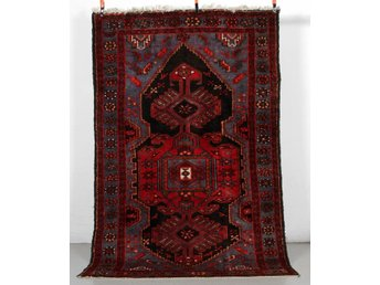Persisk Matta - Hamdan - Made in Iran - 201 x 124 cm