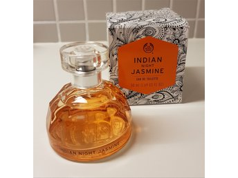 THE BODY SHOP Indian Night Jasmine Eau De Toilette  , 50 ML