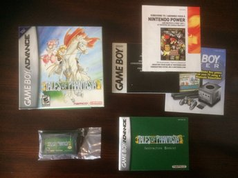 Tales of Phantasia – Komplett – Gameboy Advance – GBA