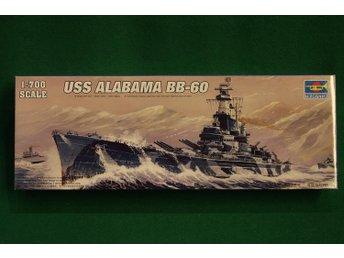 Trumpeter 1/700 USS Alabama (BB-60) - Lund - Trumpeter 1/700 USS Alabama (BB-60) - Lund