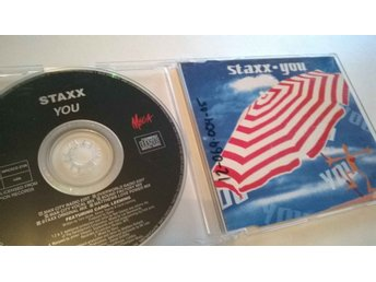 Staxx - You, CD, Maxi-Single