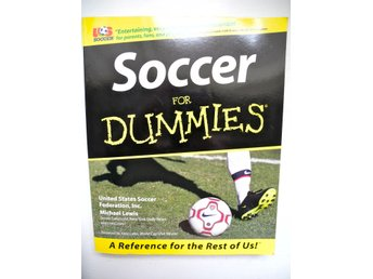 SOCCER FOR DUMMIES Michael Lewis 2000
