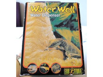 Water well water dispenser EXO Terra