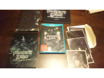Project zero 5: maiden of black water collector's edition - Tungelsta - Project zero 5: maiden of black water collector's edition - Tungelsta