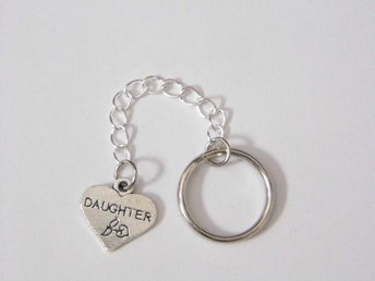 Daughter nyckelring / Daughter keyring